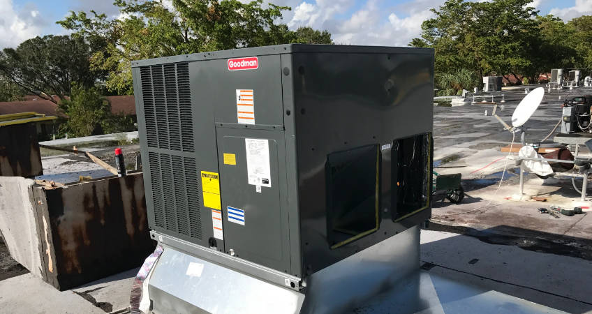 HVAC installation and repair services Klima Tech Florida
